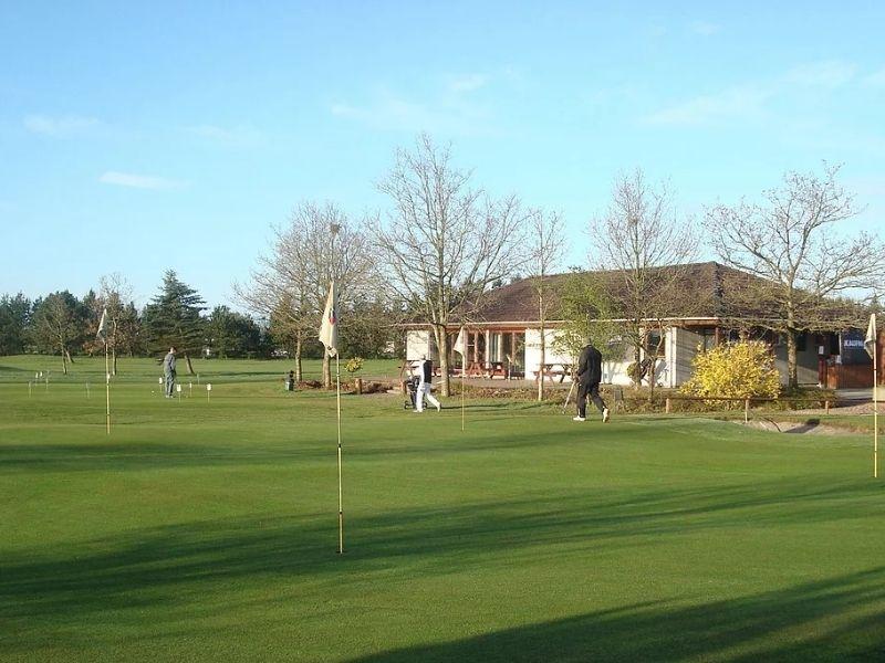 Åskov Golfklub Klubhus til kommunemesterskaberne