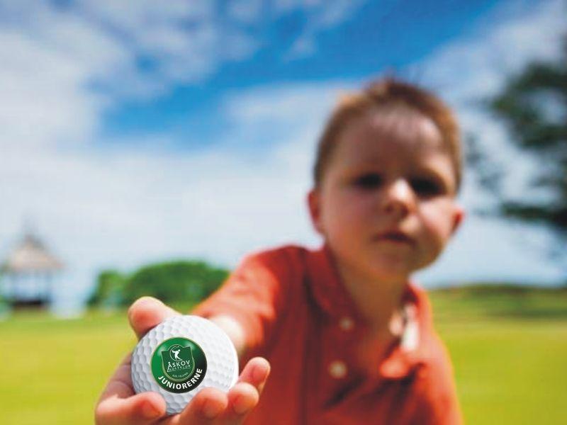 Junior i Åskov Golfklub