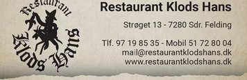 Restaurant klodshans