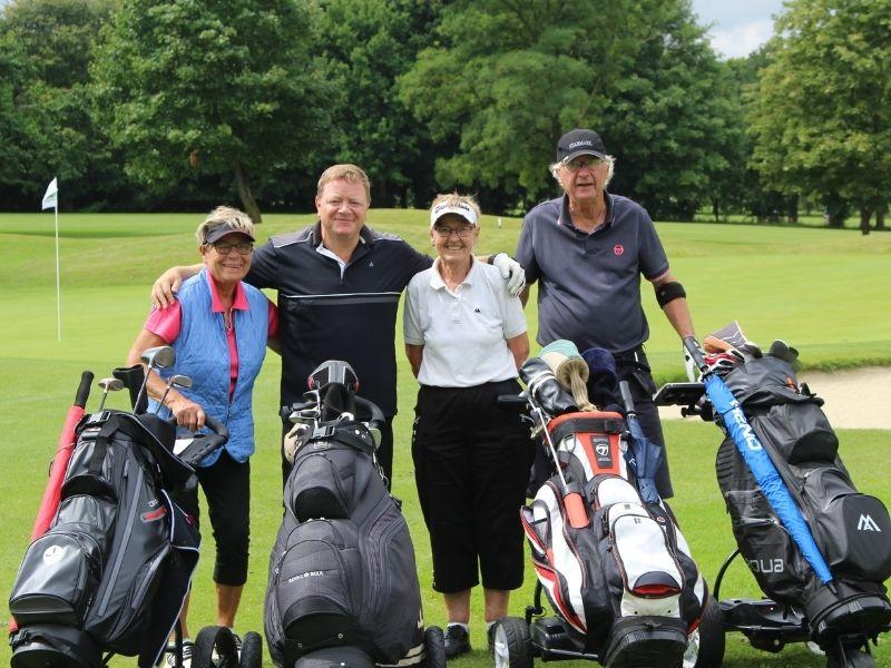 Senior i Åskov Golfklub